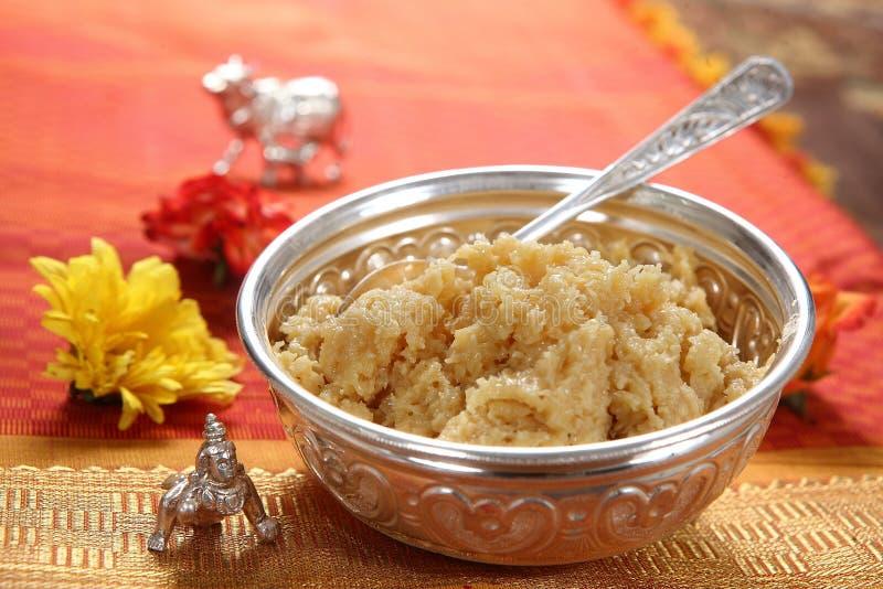 Palkova, dessert delizioso del latte immagine stock