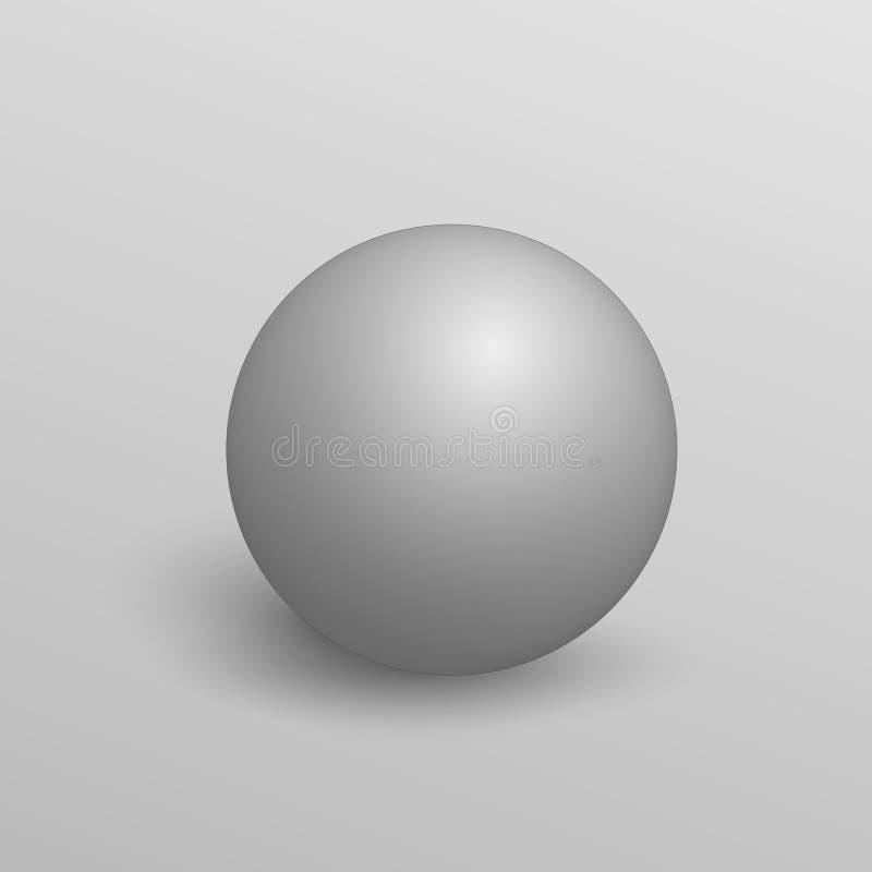 Palla 3d royalty illustrazione gratis