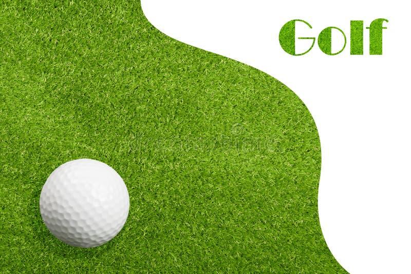 Golfiing immagini stock libere da diritti