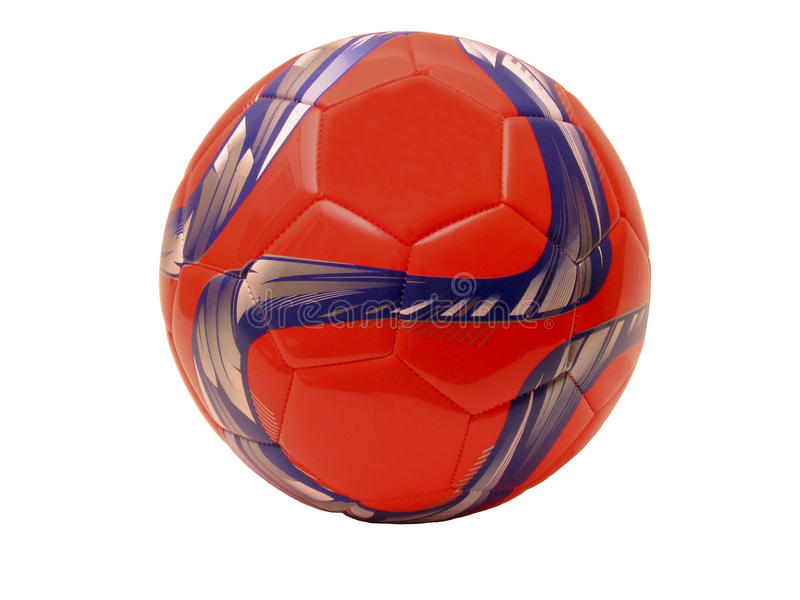 Palla di calcio (calcio) immagine stock