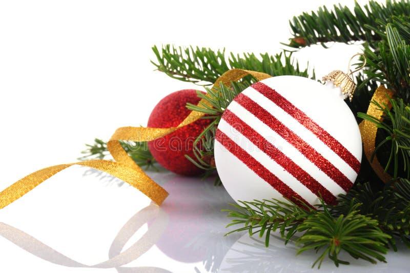 Palla di Natale immagine stock libera da diritti