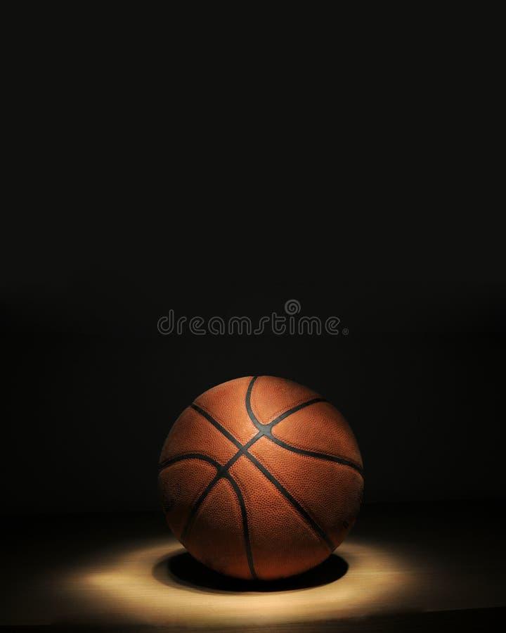 Palla di pallacanestro immagini stock libere da diritti