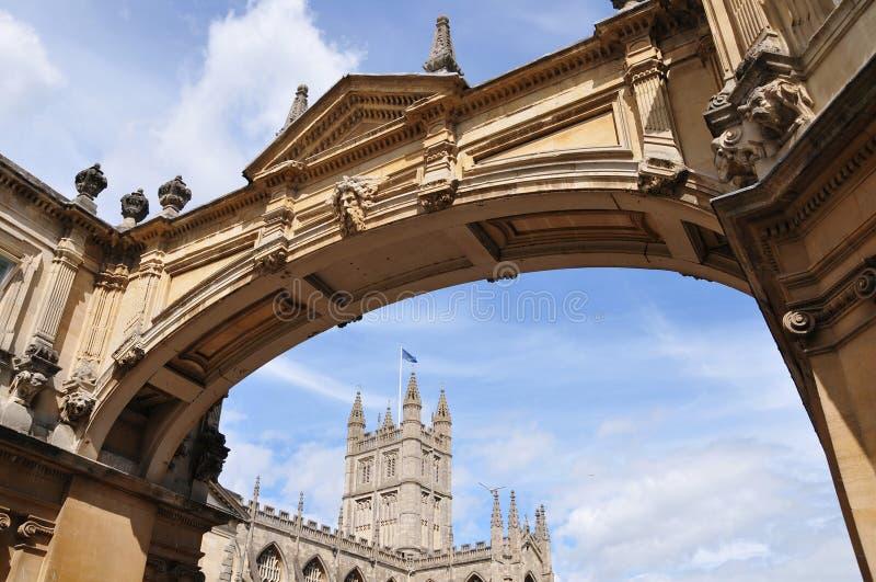 Download Palladian Bridge In Bath England Stock Photography - Image: 15380472