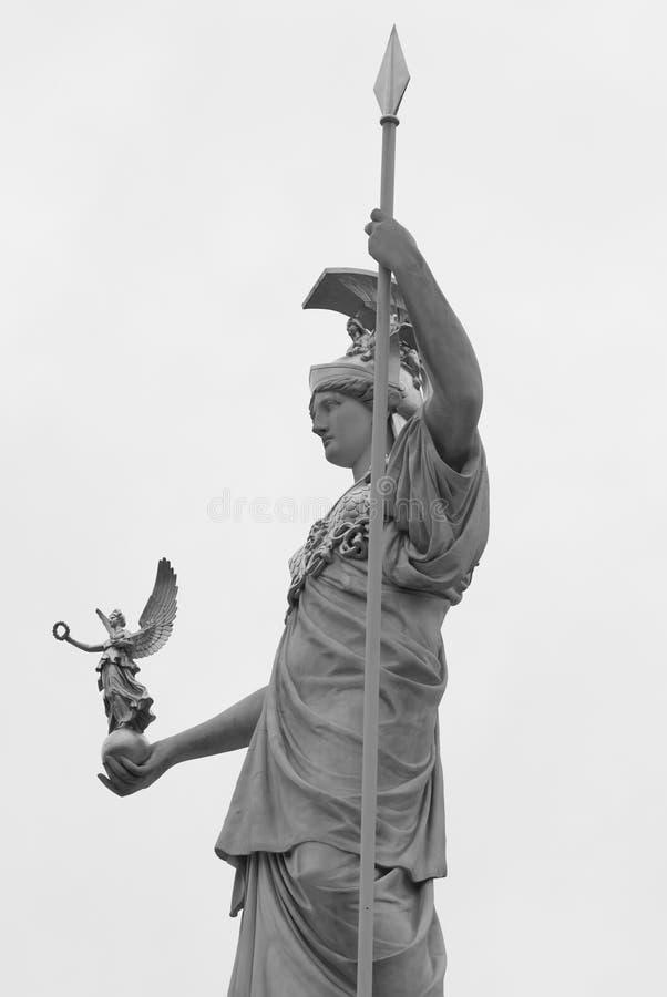 pallas d'Athéna photos libres de droits