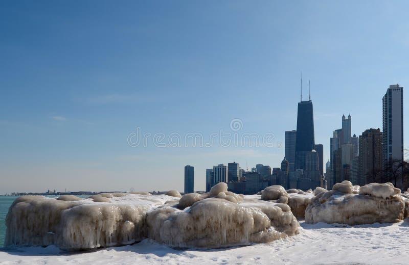 Palle di ghiaccio giganti immagini stock libere da diritti