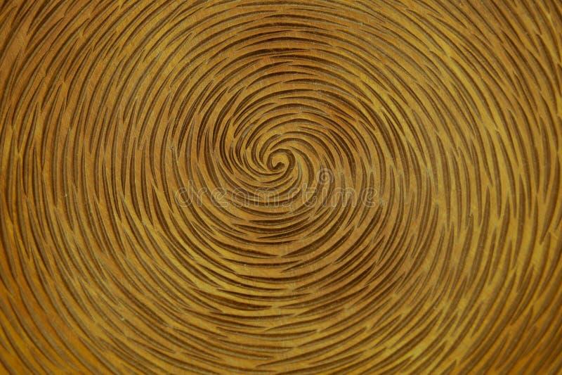 Palle di vimini di legno fotografie stock