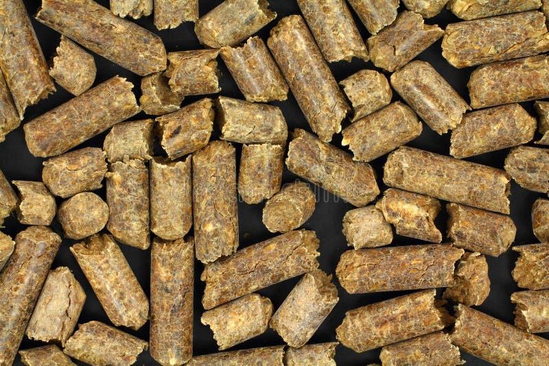 Palline del condimento del fumo fotografia stock