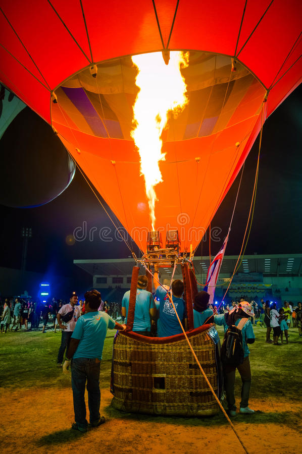 Pallone Tailandia immagine stock libera da diritti