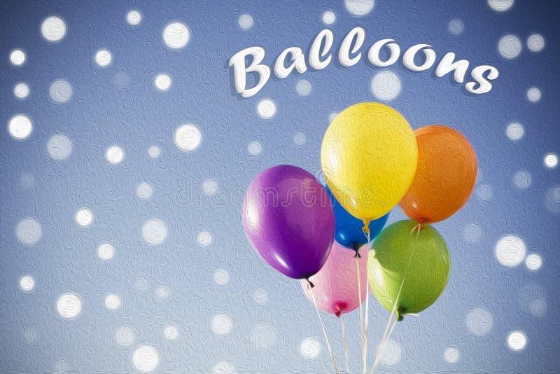 Palloni immagini stock libere da diritti