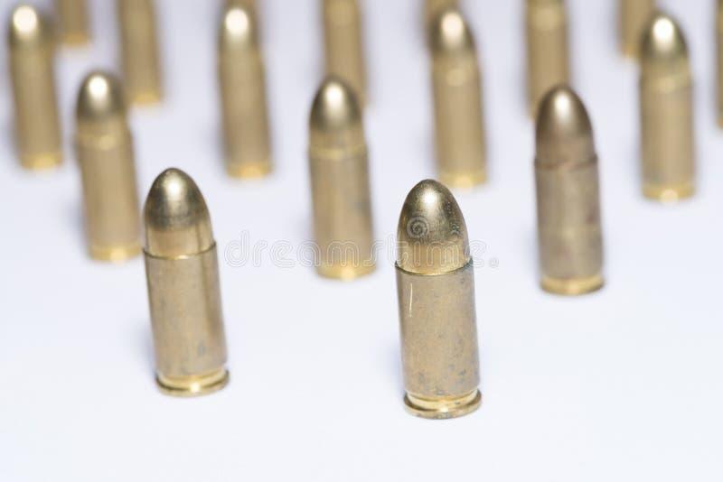 Download Pallottole immagine stock. Immagine di pallottole, pistola - 56889247