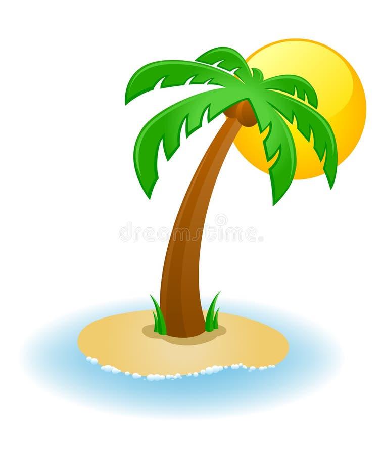 Palm vector illustratie