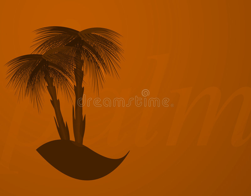 Palm vector illustration
