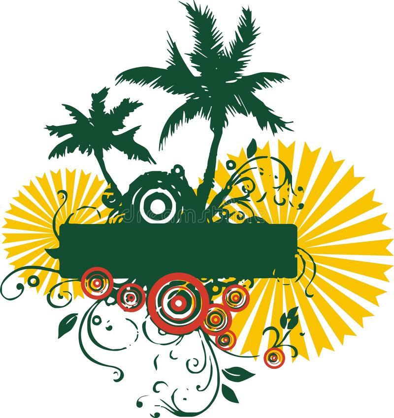 Download Palm Beach Stock Photography - Image: 12307612