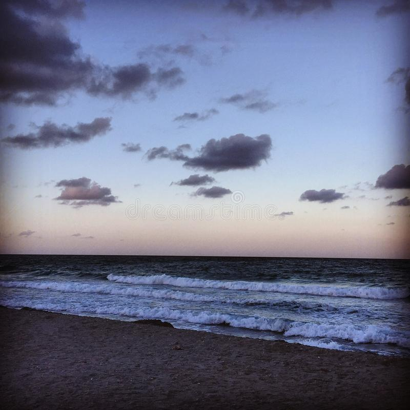 Palm Beach fotografia stock libera da diritti