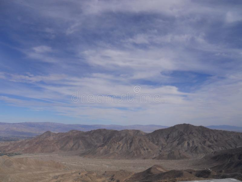 Palm Desert images libres de droits