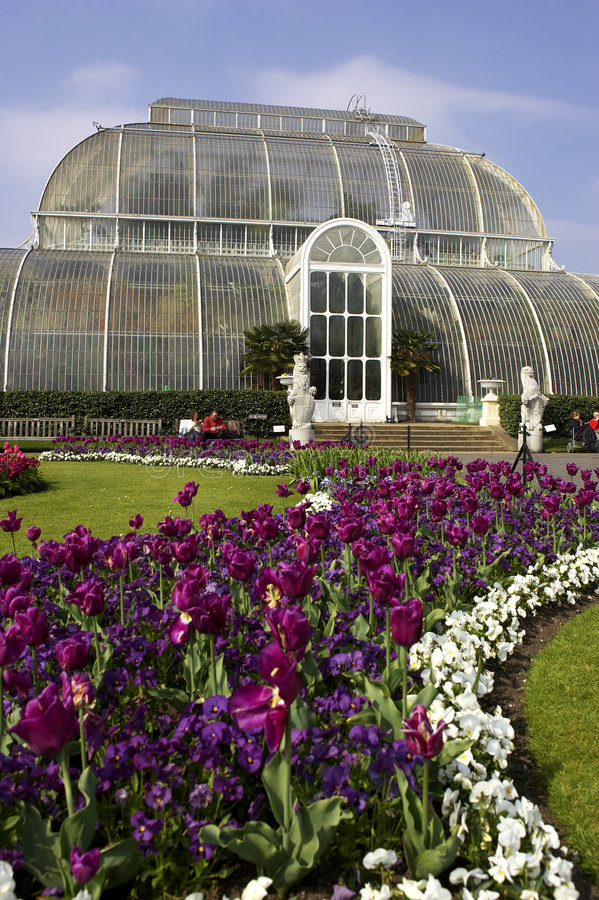 Free Palm House Kew Gardens London Uk Royalty Free Stock Photography - 202867