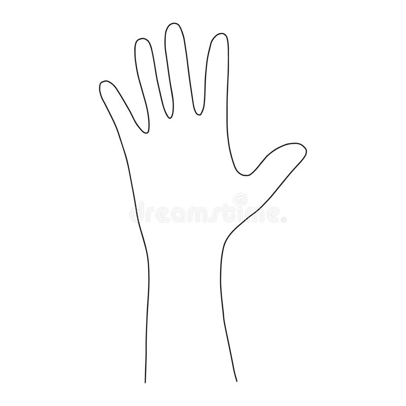 Open Hand Outline Stock Illustrations 8 108 Open Hand Outline Stock Illustrations Vectors Clipart Dreamstime Sony movie studio platinum 13.0 easy paint tool sai gimp 2.0. dreamstime com