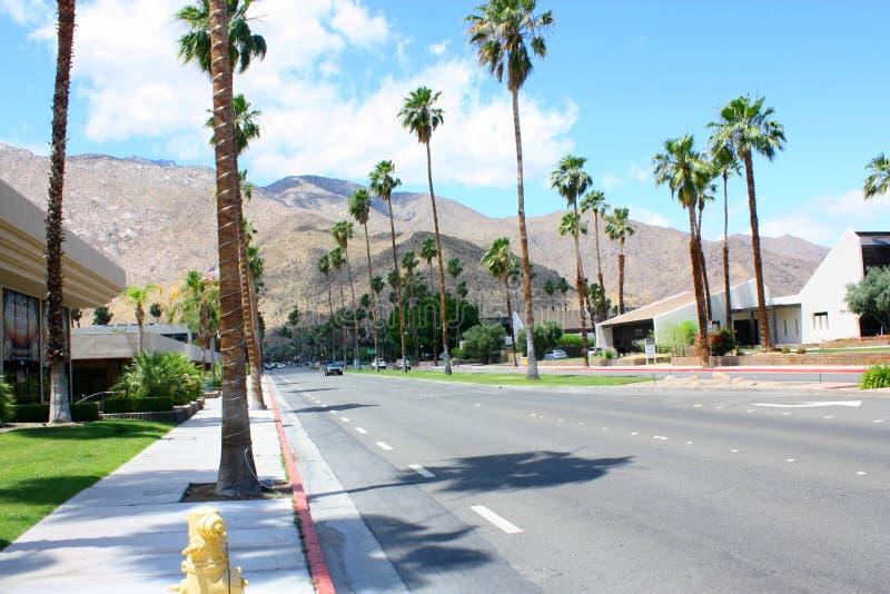Palm Spring, CA photos stock