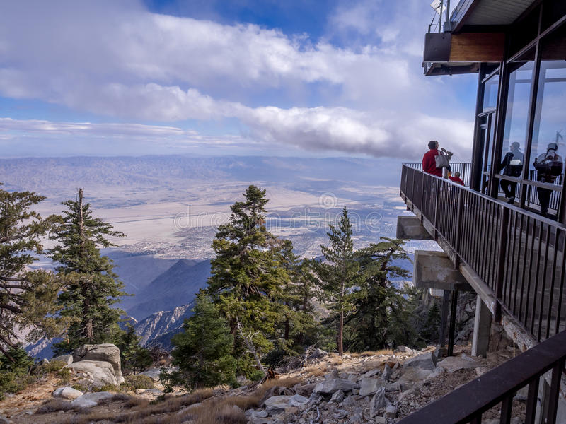 Download Palm Springs Aerial Tramway Stock Photo - Image of outdoor, mount: 64553562