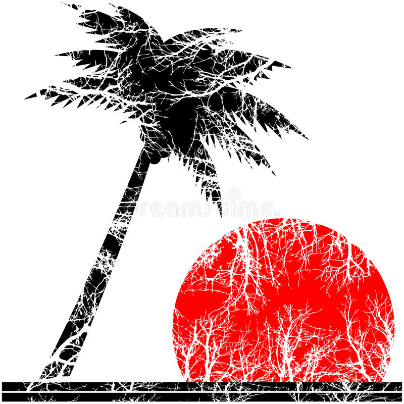 Download Palm Tree stock vector. Image of background, vector, tourism - 20529439