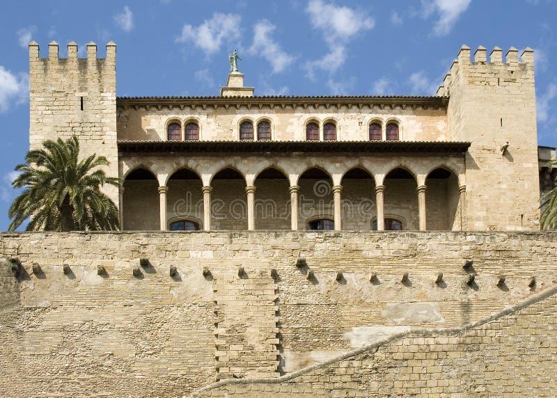 palma καθεδρικών ναών στοκ φωτογραφία