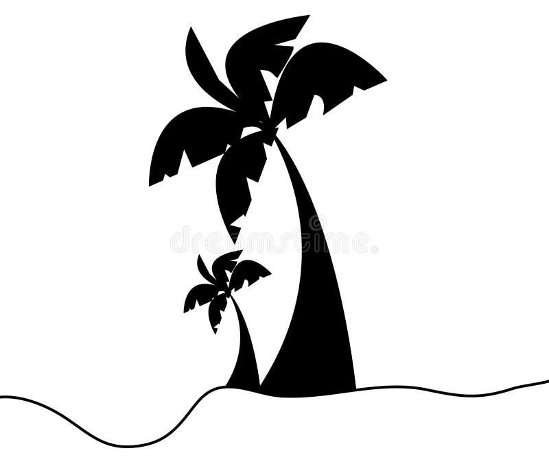 Palma royalty illustrazione gratis
