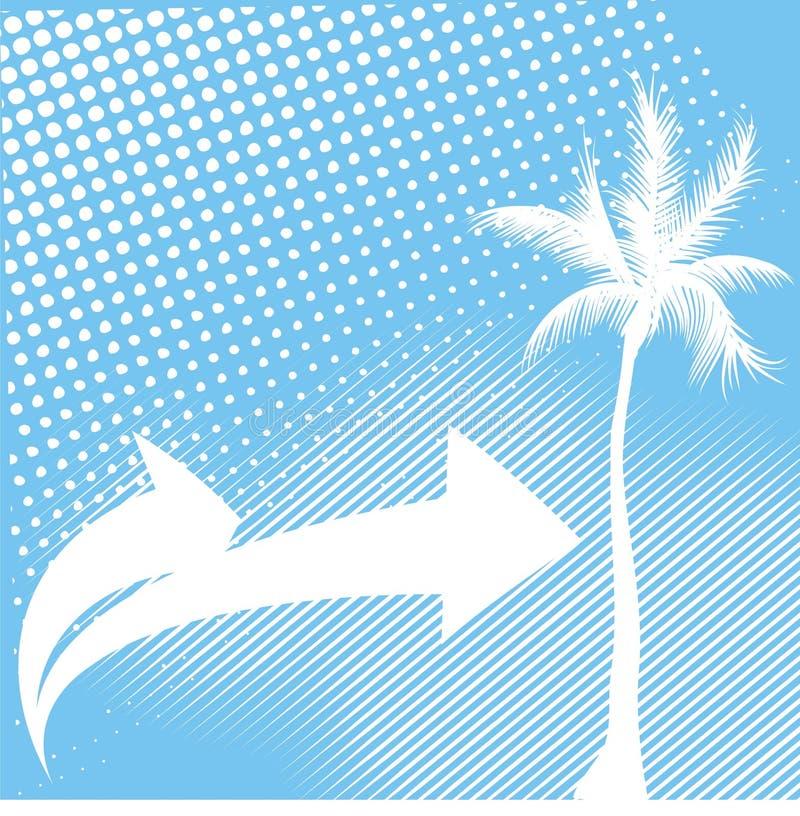 Palma blanca libre illustration