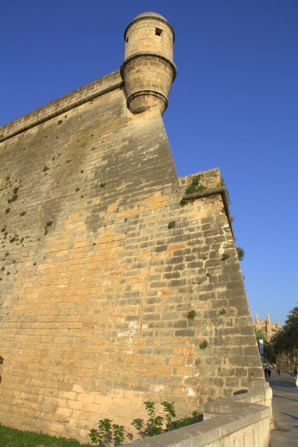 Palma city walls