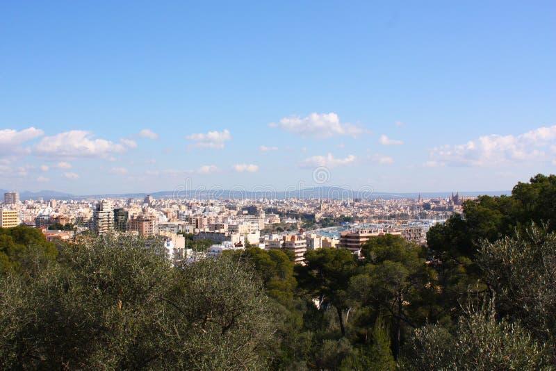 Palma de Majorca fotografía de archivo