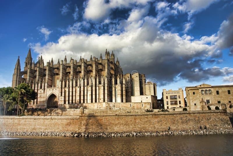Download Palma de Majorca Cathedral stock image. Image of palma - 16802665