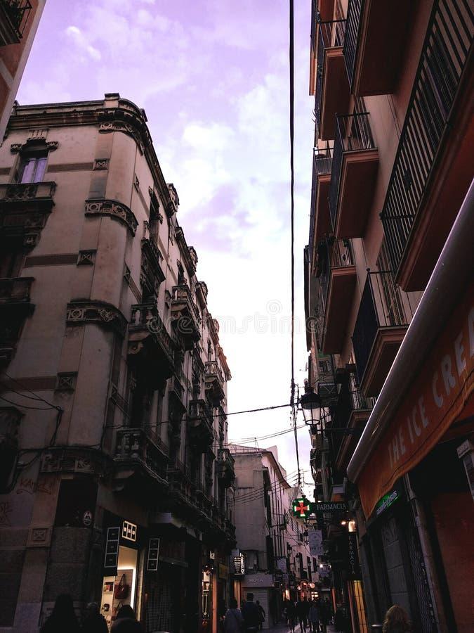 Palma DE Mallorca stock afbeeldingen
