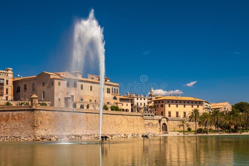 Palma de Mallorca imagenes de archivo