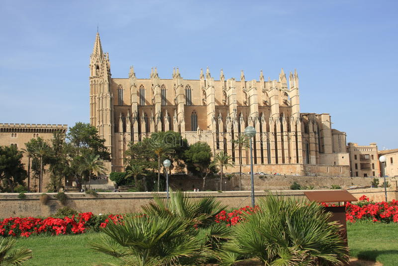 Palma de Mallorca stockbilder