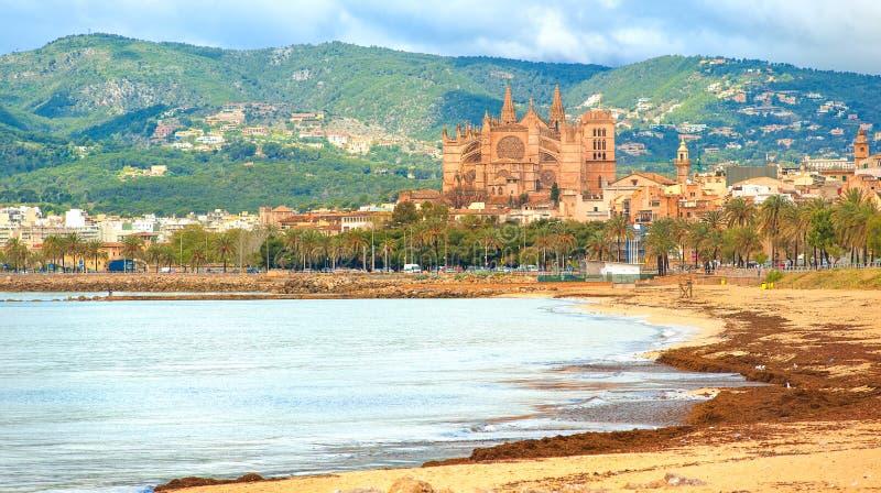 Palma de Mallorca, Espanha imagens de stock royalty free