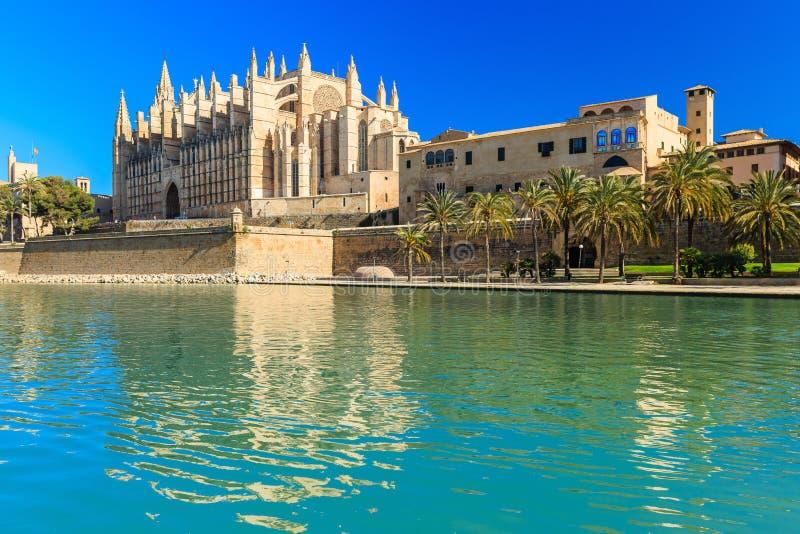 Palma de Mallorca, Hiszpania obraz royalty free