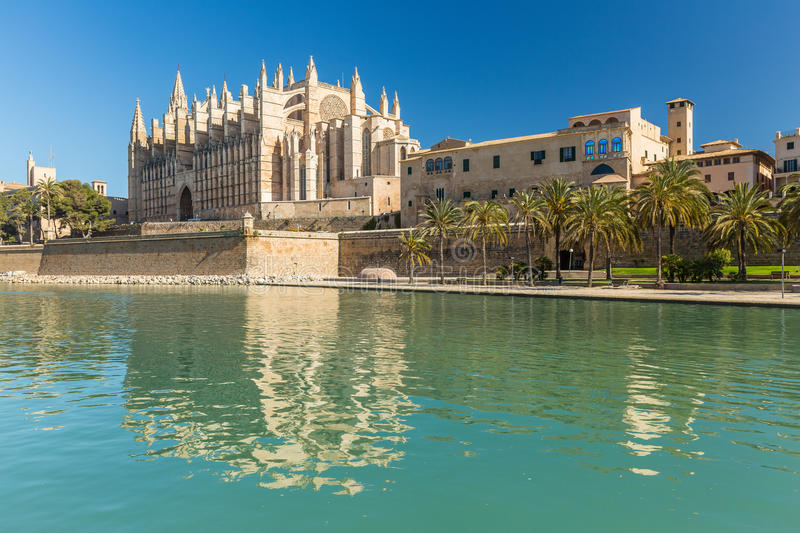 Palma de Mallorca, Spain stock images