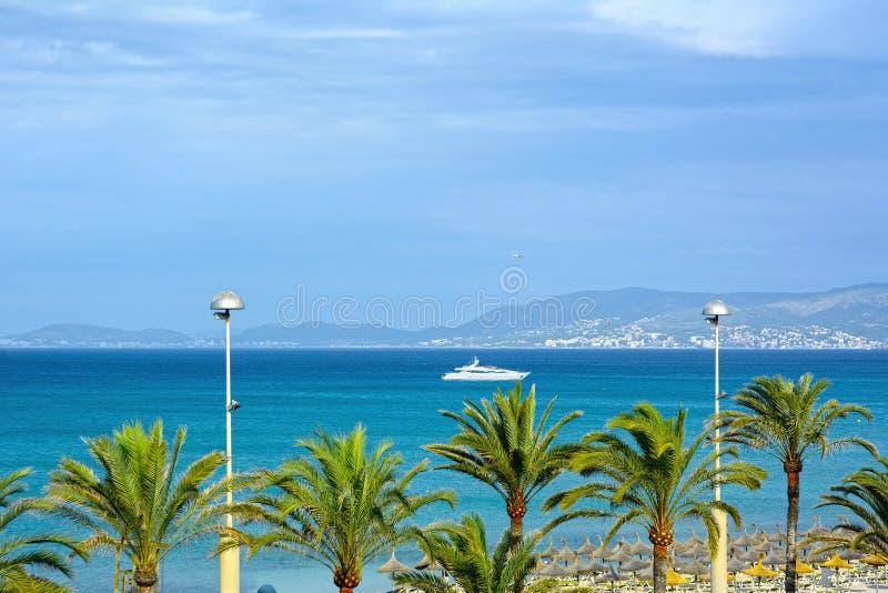 Palma de Mallorca, Spanien stockfotos
