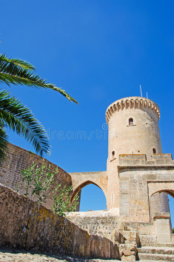 Palma, Mallorca, Majorca, Balearic Island, Espanha imagem de stock