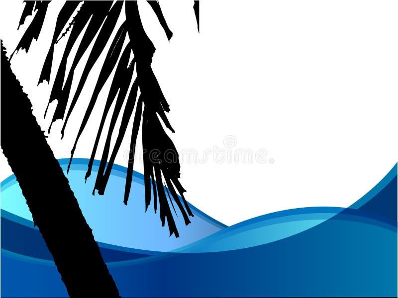 palma wektora ilustracji