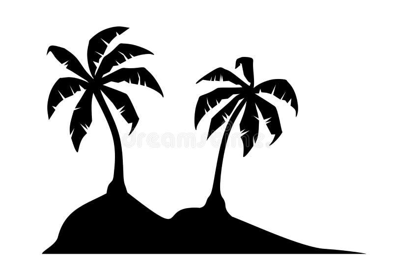 palme lizenzfreie abbildung