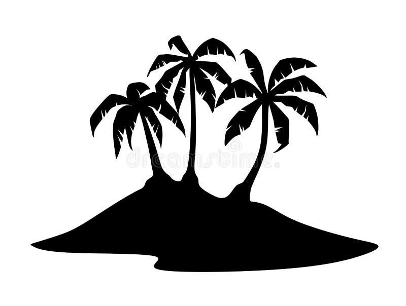 palme stock abbildung