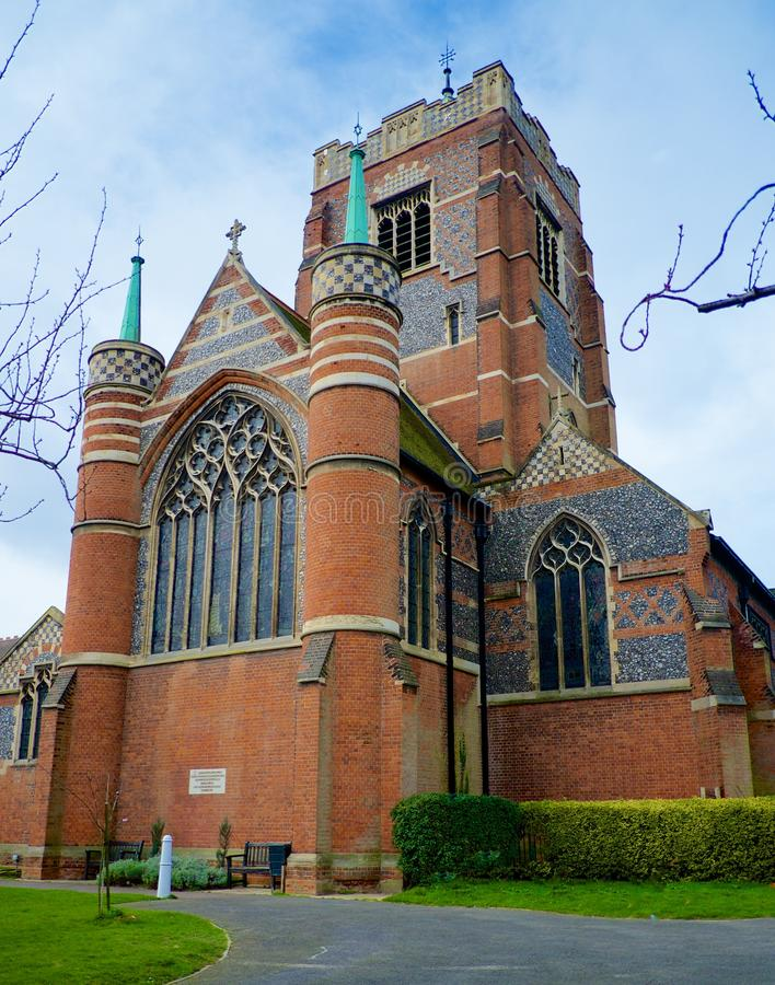 Palmers Groene Kerk, Londen royalty-vrije stock afbeelding