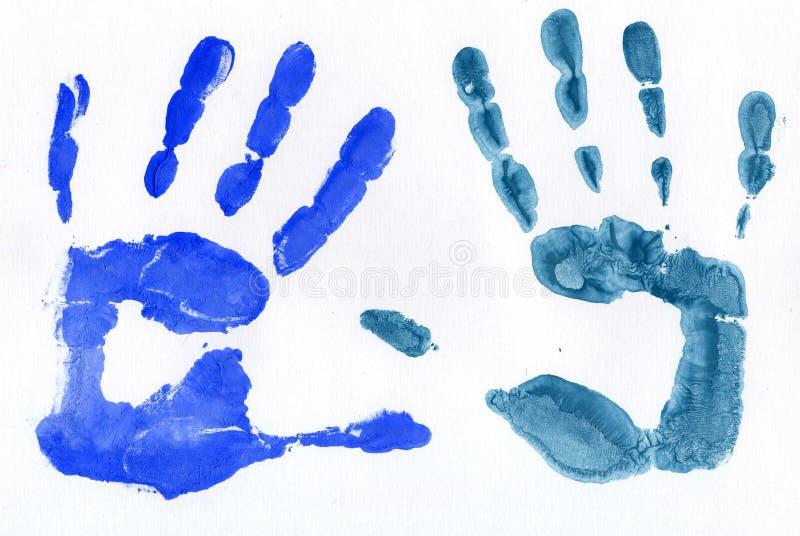 palmprint στοκ εικόνες