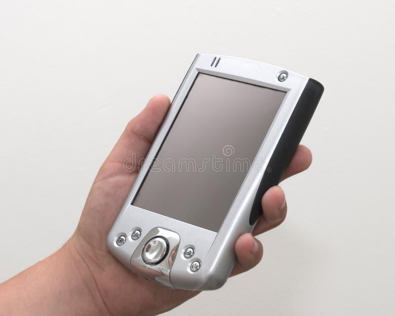 Download Palmtop stock photo. Image of communicate, note, palmtop - 165814