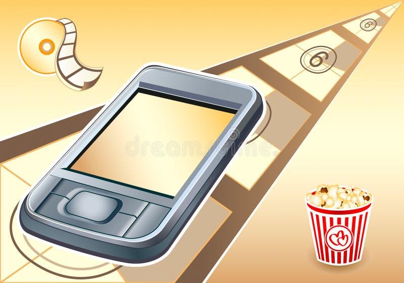 palmtop filmu ilustracji