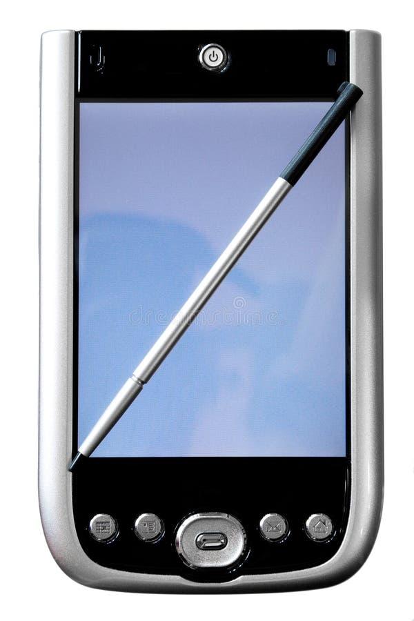 palmtop stylus obraz stock