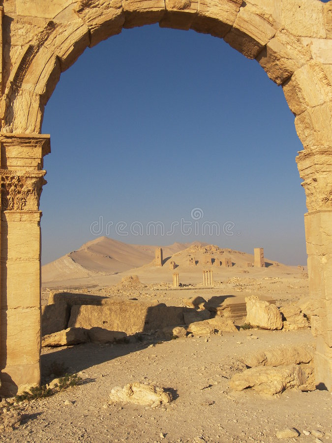 Free Palmyra, Syria Stock Photo - 5558730
