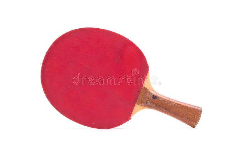 Palo de los tenis de mesa fotografía de archivo