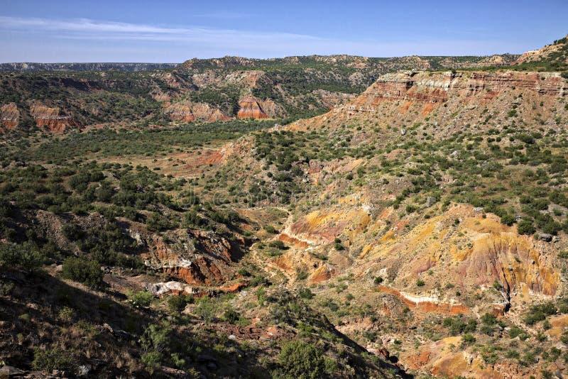 Palo Duro Canyon lizenzfreies stockfoto