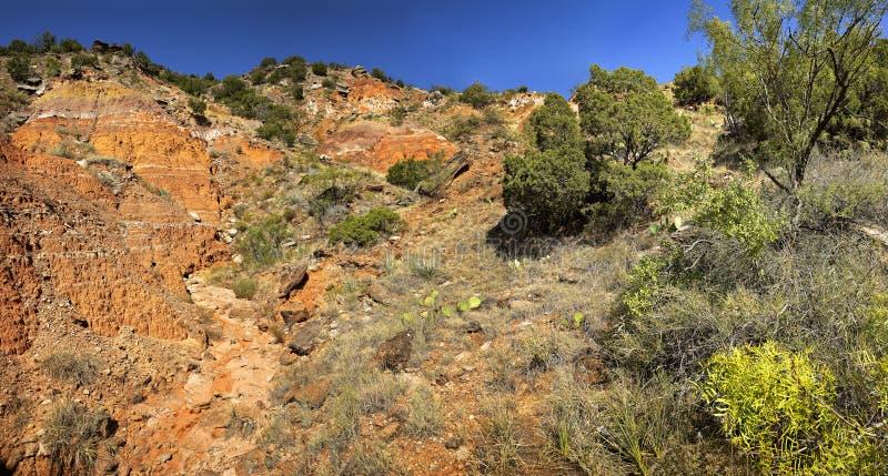 Palo Duro Canyon lizenzfreie stockfotografie